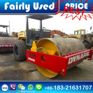 Used Vibratory Compactor Dynapac Ca30d Road Roller 12 Ton/Single Drum pictures & photos