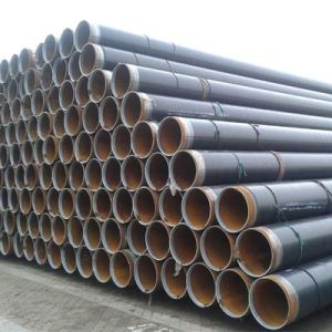 3lpe A106 Gr. B Sch40 Carbon Steel Seamless Pipe pictures & photos