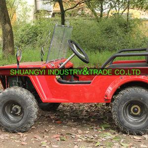 4 Wheel 1500W E-ATV