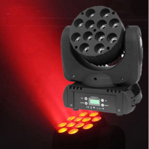 12*10W CREE 4n1 LED Stage Light Beam Moving Head