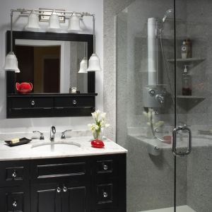 High Quality Corner Glass Shower Enclosures pictures & photos