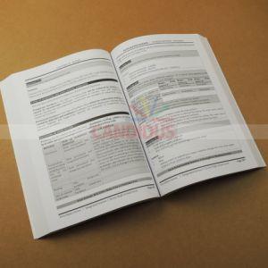 Sewn Bound Book Printing Novel Printing Bible Printing pictures & photos