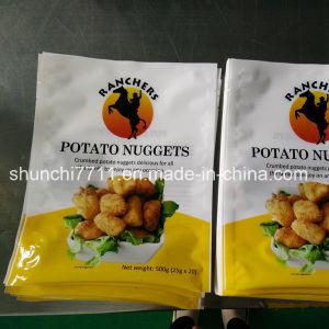 PA/PE Printing Three Sides Sealing Food Bag pictures & photos