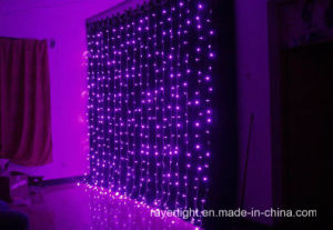 Christamas Decoration LED Curtain Waterfall Lights pictures & photos
