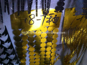 Sequin Moulds/Sequin Die/Embossed Moulds/Sequin Punching Mould