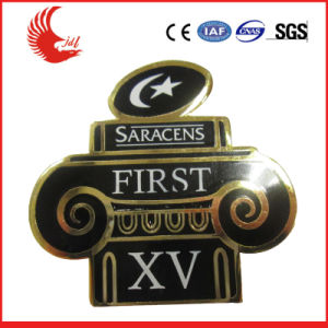 Wholesale Fashion Custom Zinc Alloy Badge pictures & photos