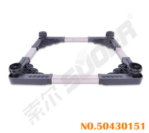 Adjustable Washing Machine Bracket Universal Anchor Frame with Factory Price (50430151) pictures & photos