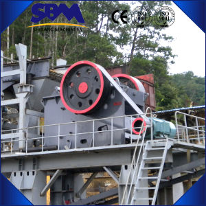 High Effective PE Series Jaw Crusher Price pictures & photos