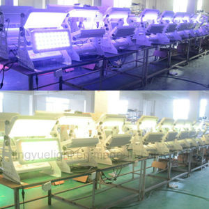 High Power 72X10W RGBW 4in1 LED Wall Washer pictures & photos