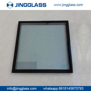 Hot Building Construction Safety Coated Double Silver Low E Glass Manufacturer pictures & photos