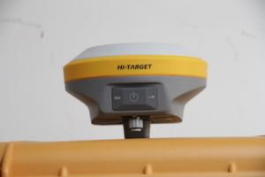 Hi-Target Gnss Rtk GPS Surveying for Land Surveying Grps/GSM for Vrs System Dual Frequency GPS Receiver pictures & photos