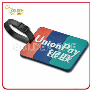 Promotional Gifts Travel Accessories Soft PVC Luggage Tag pictures & photos