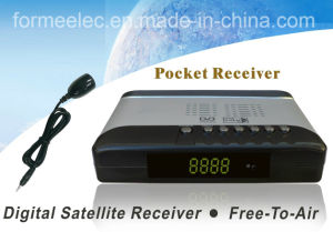 Satellite Receiver DVB-S with Big Infrared Receiving Head pictures & photos