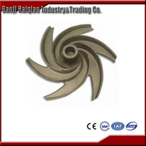 Precision Stainless Steel Casting Impeller