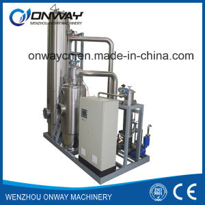 Very High Efficient Lowest Energy Consumpiton Mvr Evaporator Mechanical Steam Compressor Machine pictures & photos