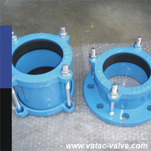 Pn10/Pn16 Ductile Iron/Stainless Steel Ss304/Ss316 Flange Adaptor China pictures & photos