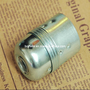 E27 Lamp Sockets, Lamp Holder, Lamp Cup pictures & photos