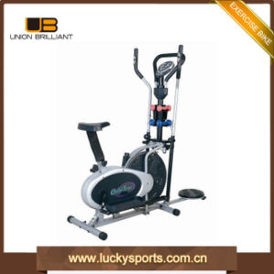 Home Indoor Elliptical Exercise Fan Bike Twister Orbitrac pictures & photos