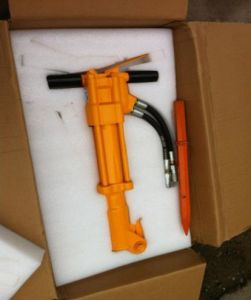 Hydraulic Jack Hammer/Hydraulic Pick Hammer pictures & photos