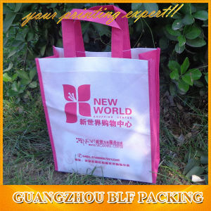 Customized Print Non Woven Recycled Bags (BLF-NW255) pictures & photos
