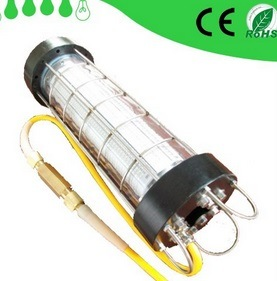 china 1400w led led fish light, led underwater fish light, led, Reel Combo