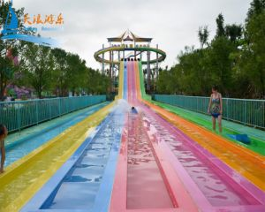 Octopus Water Slide with Slip Carpet pictures & photos