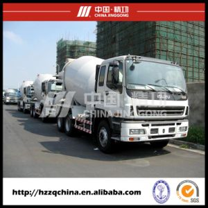 Concrete Mixer Machine, Cement Mixer Truck with High Quality pictures & photos