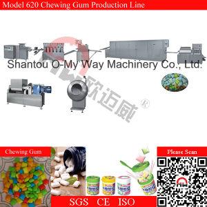 Chewing Gum Production Machine Bubble Gum Line pictures & photos