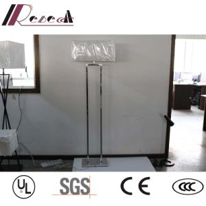 Modern Hotel Decorative Metal and Fabric High Quality Floor Lamp pictures & photos