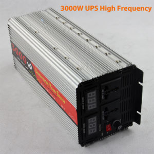 3000W Pure Sine Wave Inverter with UPS Function pictures & photos