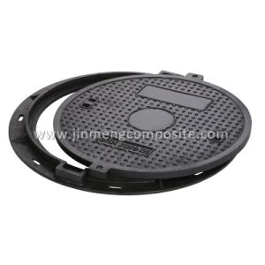Composite Manhole Cover with B125 pictures & photos