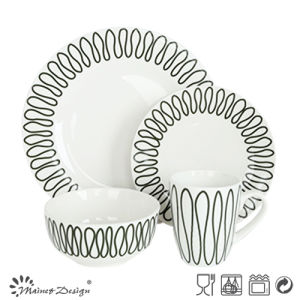 High Luxury Restaurant 16PCS Dinnerware Set pictures & photos