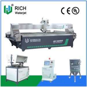 3200*2000mm High Speed Waterjet Machine for Glass Cutting pictures & photos