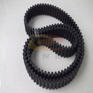 PU and Rubber Double Side Timing Belt pictures & photos