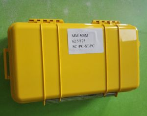Multimode 50/125 Om2 Fibre Optic OTDR Launch Box pictures & photos