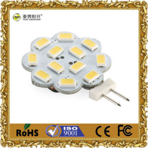 LED Bulb DC 12V 12SMD 5630 G4 pictures & photos