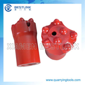 China Factory Cheap Tapered Micro Jack Hammer Button Bits pictures & photos