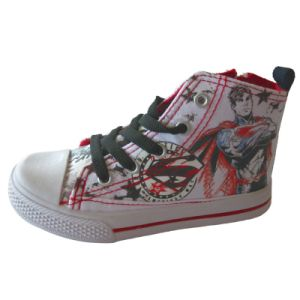 Kids Personalized Hand-Painted Shoes Comfortable Casual Footwear pictures & photos