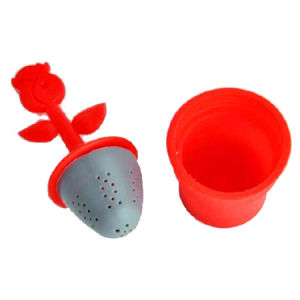 Silicone Infuser, Stainless Steel Infuser, Tea Strainer, Tea Filter pictures & photos