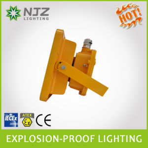Ce, RoHS, Atex LED 20-150W 5-Year Warranty Explosion Proof Light, LED Floodlight. pictures & photos