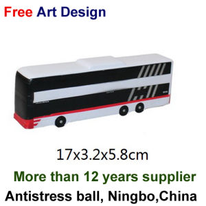 PU Antistress Bus with Custom Design pictures & photos
