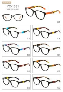 in Stock Fashion Hot Selling New Optical Frames pictures & photos
