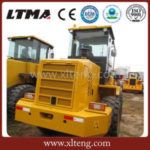 Small Size Wheeled Loader with Optional Attachments pictures & photos