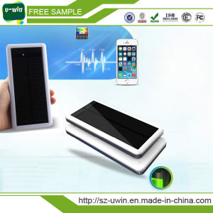 Best Gift 8000mAh Solar Power Bank Solar pictures & photos