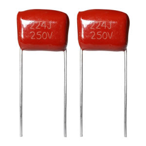 250V 224j Metallized Polypropylene Film Capacitor pictures & photos