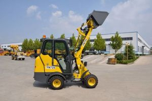 Yn725 Yineng Mini Wheel Loader 18.5kw Cabin Mini Laoder pictures & photos