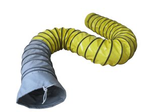 Combined Heat Resistant Flexible Duct pictures & photos