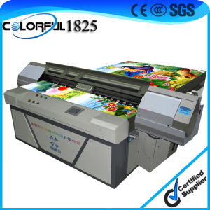 1.8m Large Size Digital Flatbed Printer (1825) with Epson Nozzle