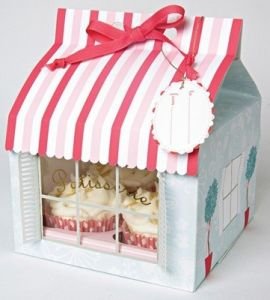 Professional Standard Handmade Paper Boxes for Cake Packaging pictures & photos
