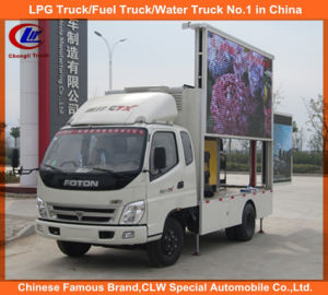Foton LED Truck with P10 Screen pictures & photos